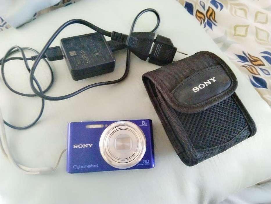 camara Sony Dsc-w730