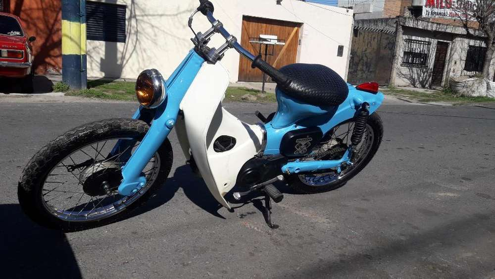 Vendo <strong>honda</strong> C90 Personalizada