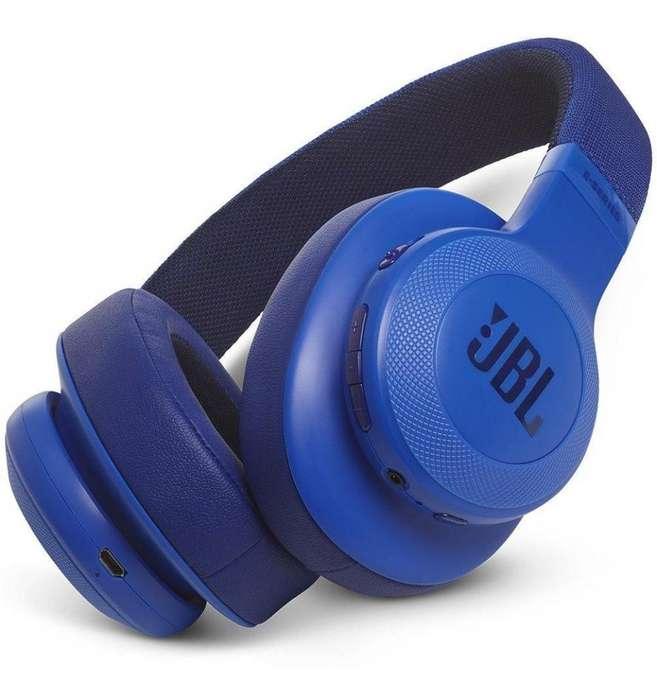 Auriculares JBL E55BT Originales, NUEVOS!!! 6500