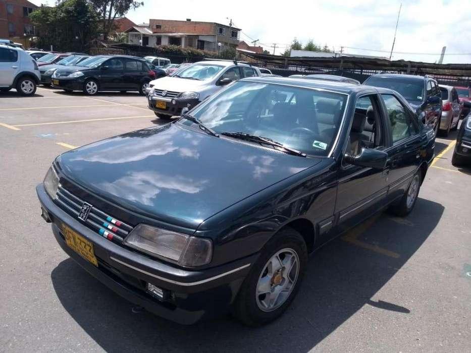 Peugeot 405 1995 - 216 km