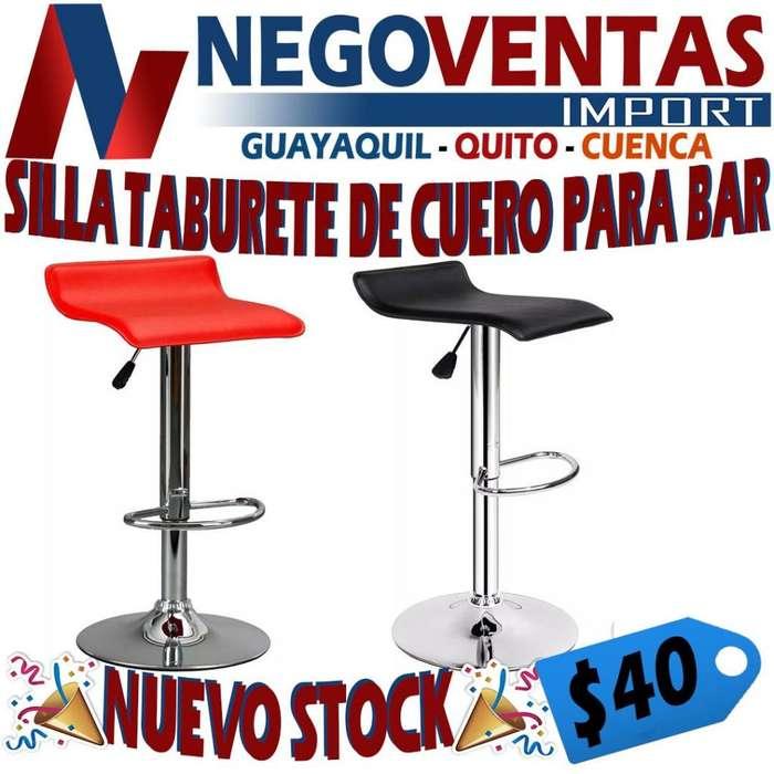 <strong>silla</strong> TABURETE DE CUERO PAREA BAR