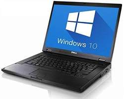 Notebook DELL WINDOWS 7 x64 Pantalla 14.1 4GB de Ram Con Garantia