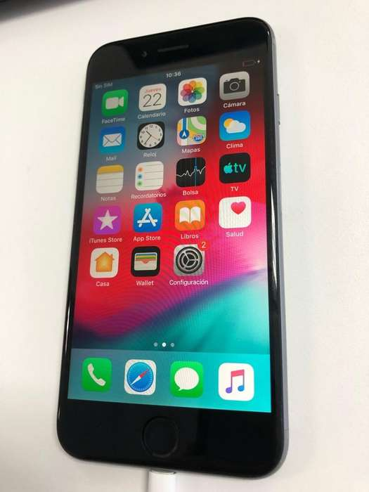 iPhone 6 Nitido, 32 Gigas
