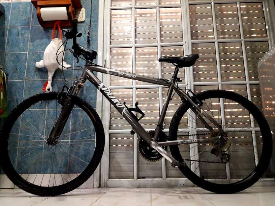 Bicicleta Vairo de Aluminio Rodado 26