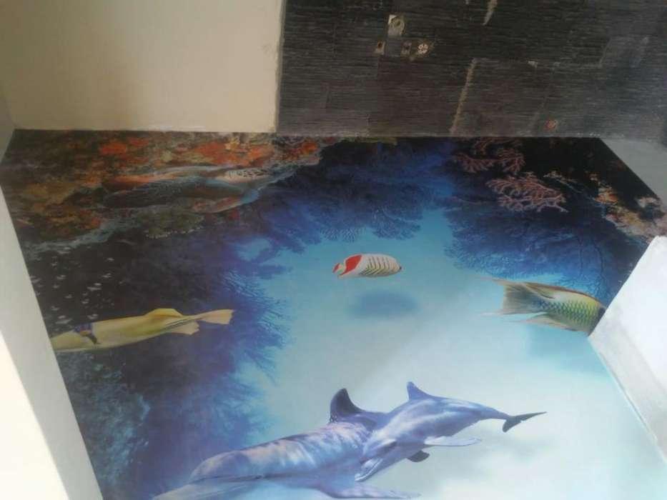 Plomero Pintor Ceramiquero Y Pisos 3d