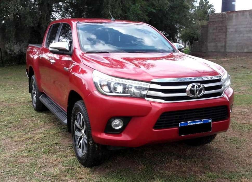 Toyota Hilux 2016 - 115000 km