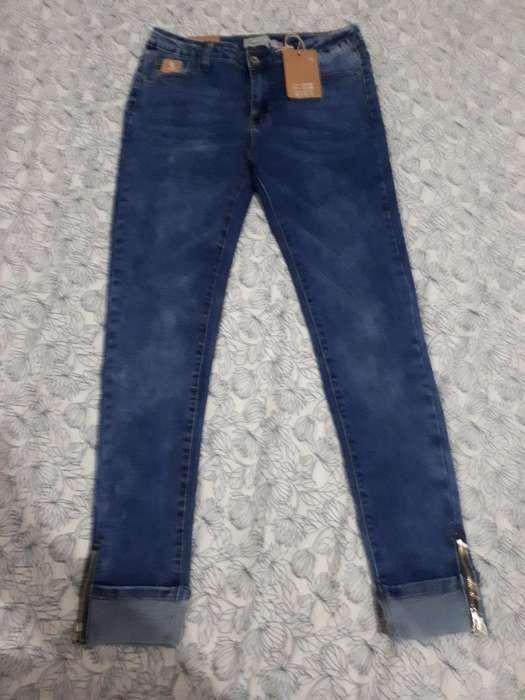 Pantalón Jeans Talla 32