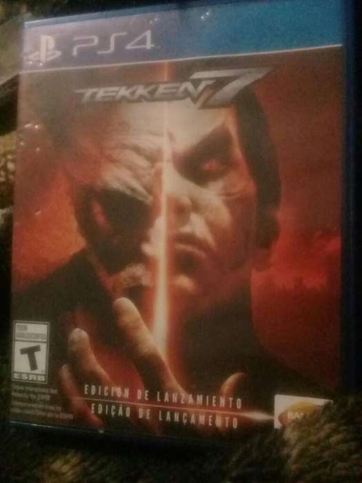 Tekken 7 Edicion de Lanzamiento