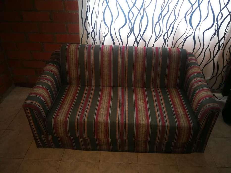 Sofa Cama Doble Y Muy Confortable