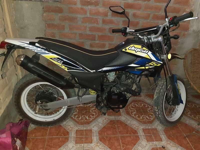 Moto dm150