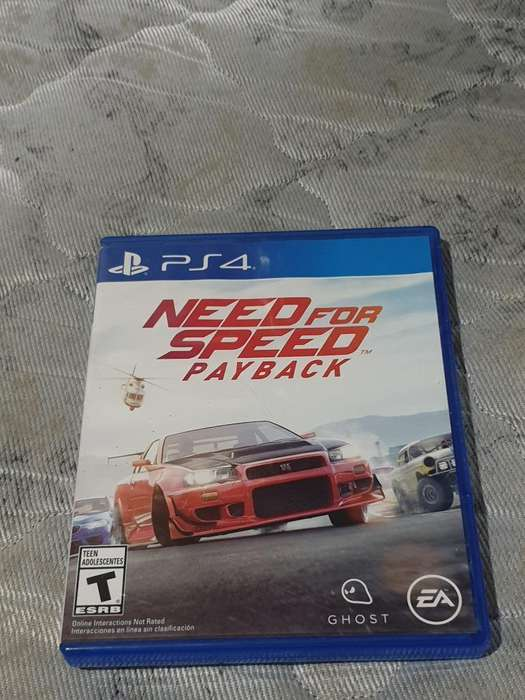 Need For Speed Payback Fisic Berazategui