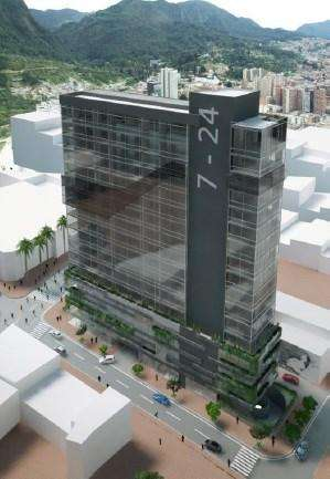 Torres de trece pisos de <strong>oficina</strong>s, <strong>oficina</strong>s con imagen moderna y actual, plataforma de cuatro pisos 31651