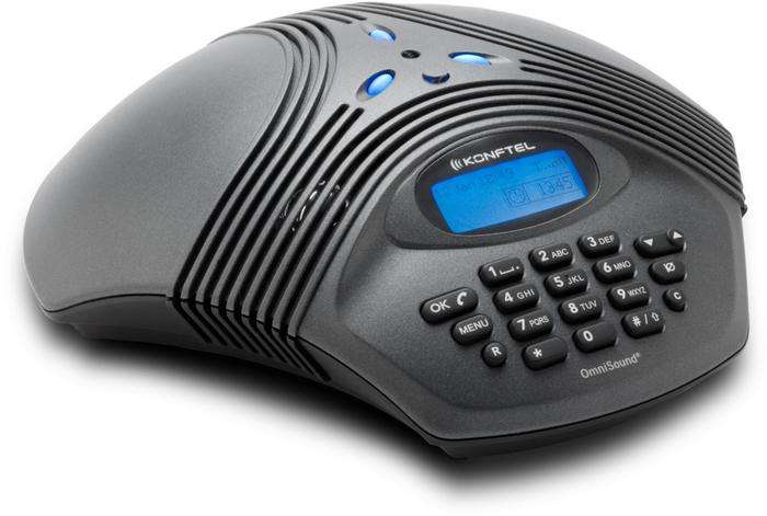 sistema de audioconferencia konftel 200WLa solución flexible para teléfono