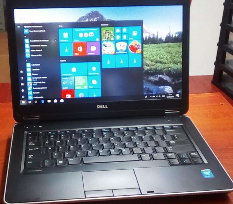 Laptop Dell i7 Gen 4