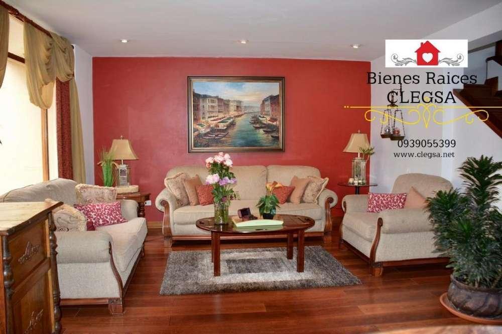 Casa Amoblada en Renta O Arriendo/ Furnished Hose For Rent