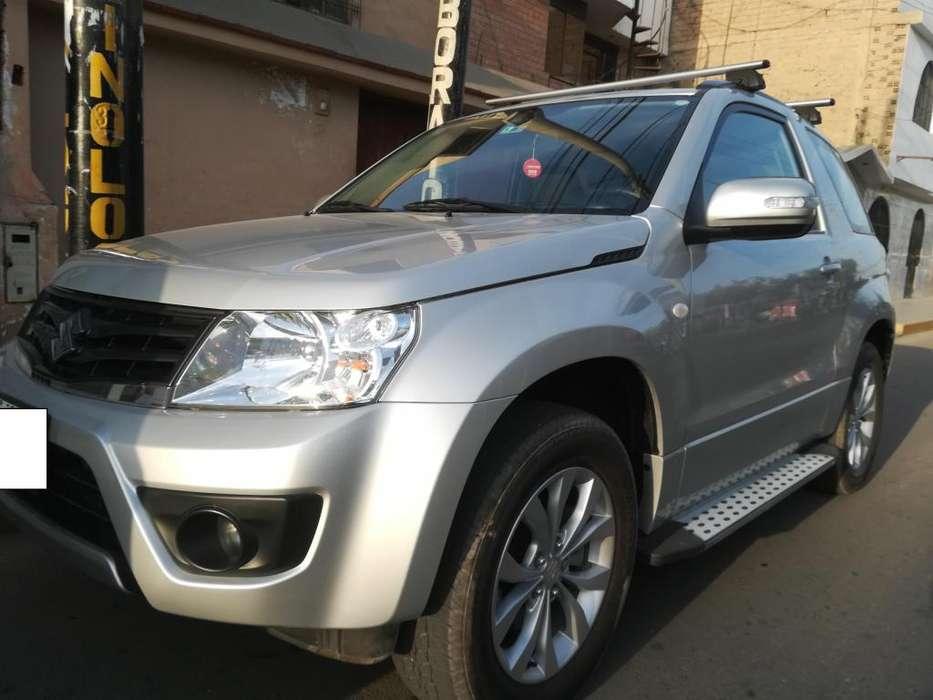 Suzuki Grand Vitara 2017 - 9400 km