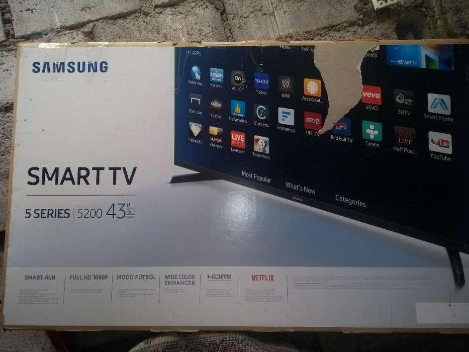 Se Vende Tv43 Pulgadas Smart