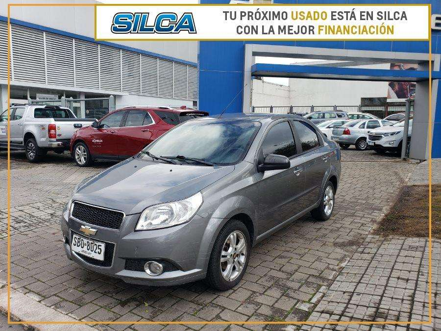 <strong>chevrolet</strong> Aveo 2012 - 93000 km