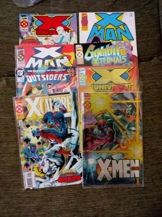 Marvel Comics Inglés 1990s