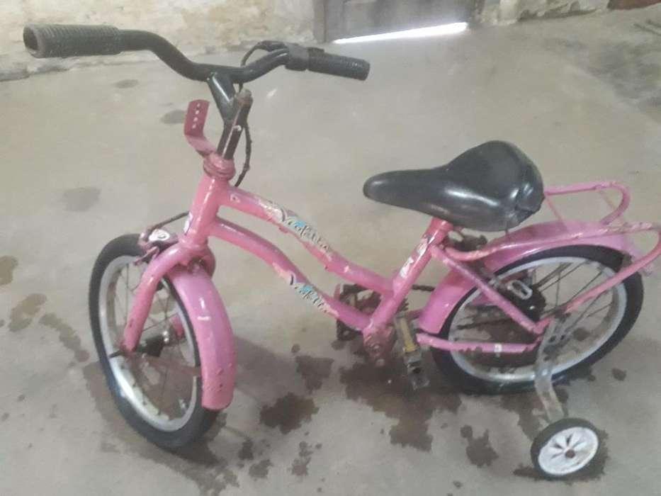 Vendo Bici Niñas