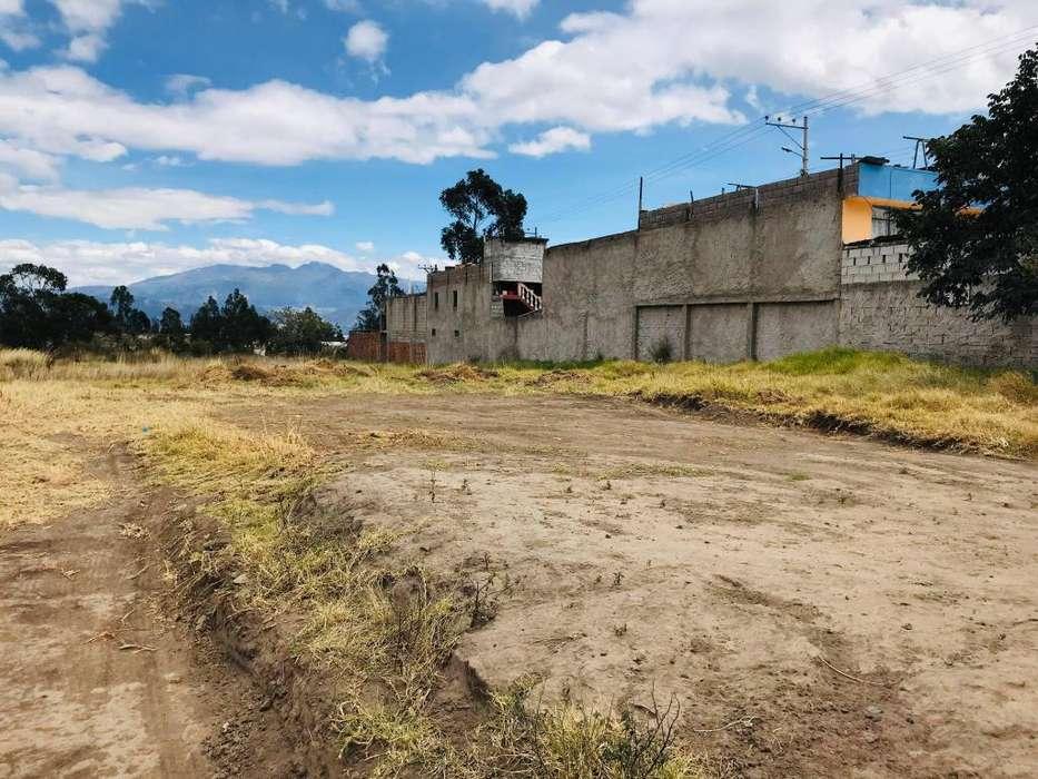 Terreno de 3253 m2 en venta en Pifo cerca a la via