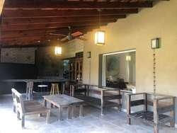 Lindísima casa en Estancia Alvear, alquiler enero 2020