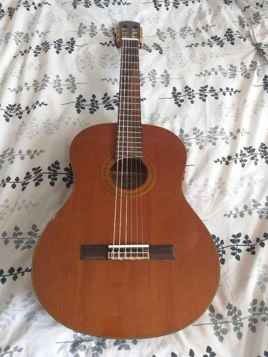 Guitarra Clásica Harmony Pc120