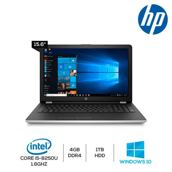 Laptop Hp 15 Touchsmart I5 8250u 1tb En Caja Sellada