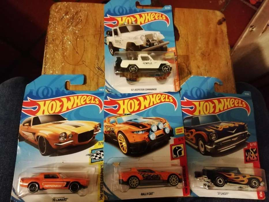 Hot Wheels Originales, 12.000