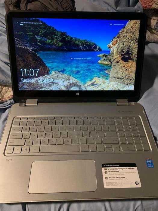 HP Envy x360 TouchSmart
