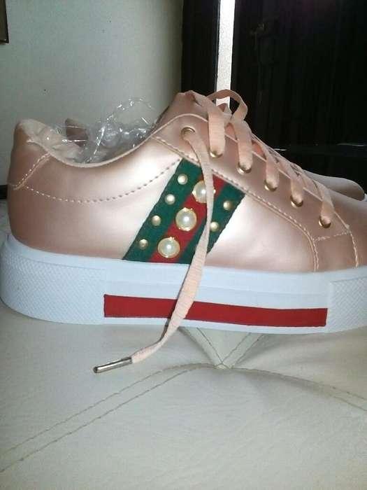 Vendo Zapatos Nuevos Tallla 37-38