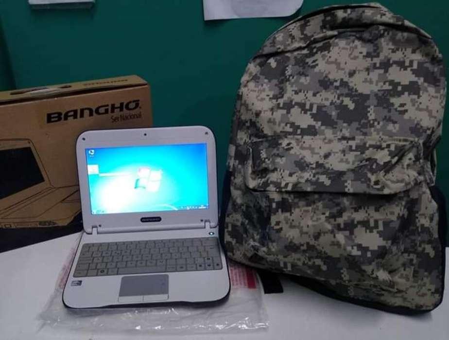 Netbook Banghoo Outlet Mas Mochila