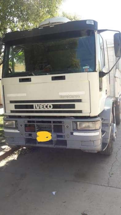 Iveco Eurocargo 160 e 23..1997 con carrocería 800.000