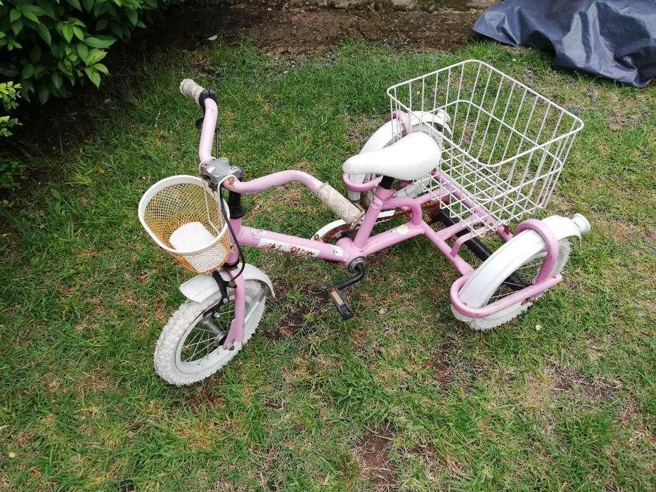 Tricicleta Usada