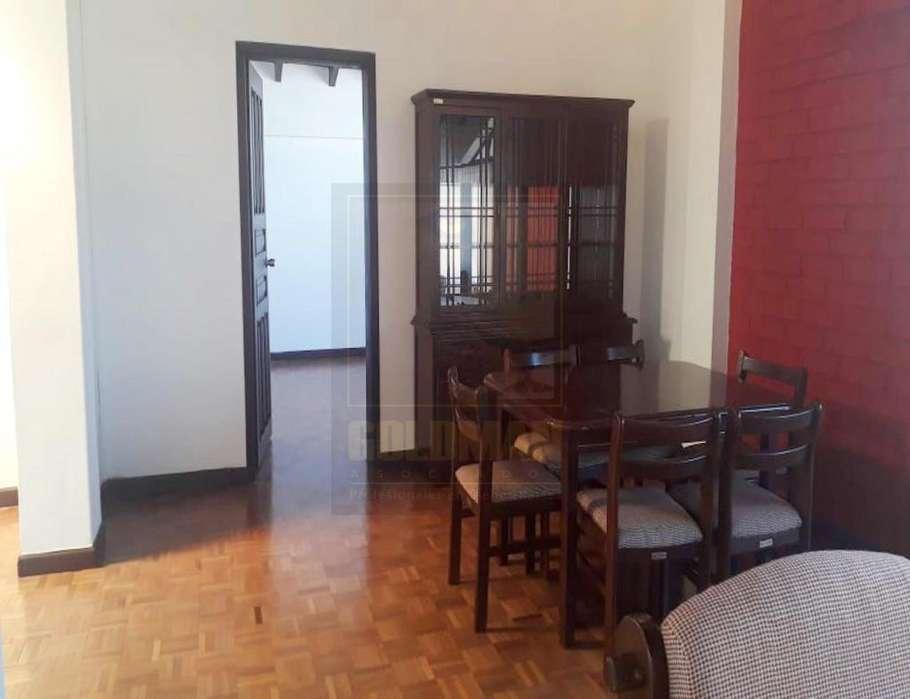 Unión Nacional, suite, 100 m2, alquiler, 1 habitación, 1 baño, 1 parqueadero