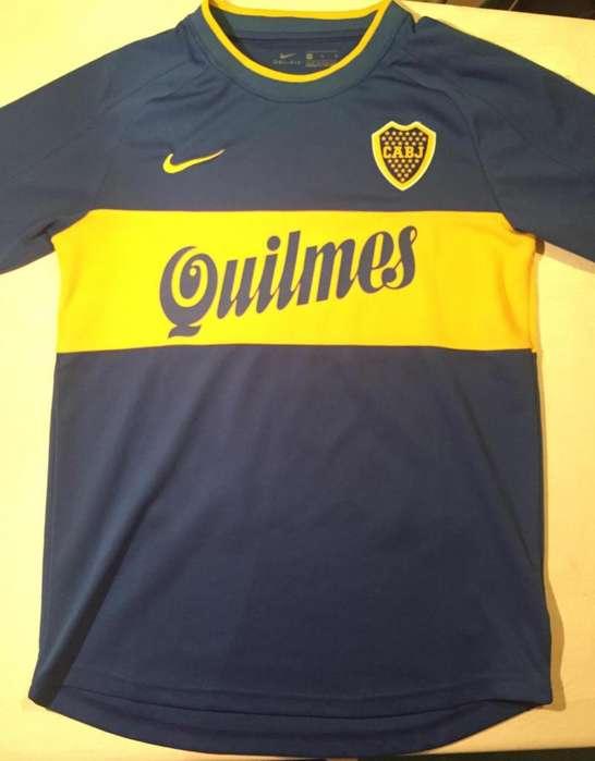 Camiseta Boca Año 2000