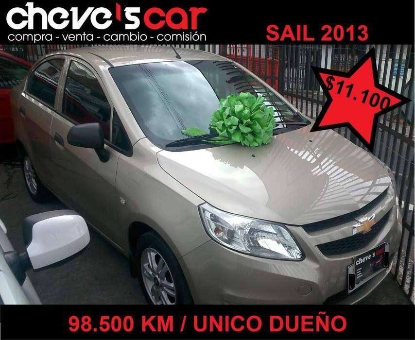 Chevrolet Sail 2013 - 98500 km