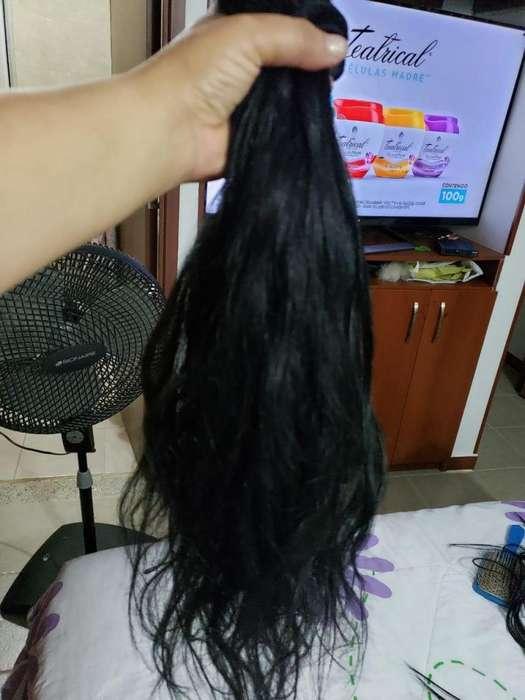 Extension cabello humano 100% Natural
