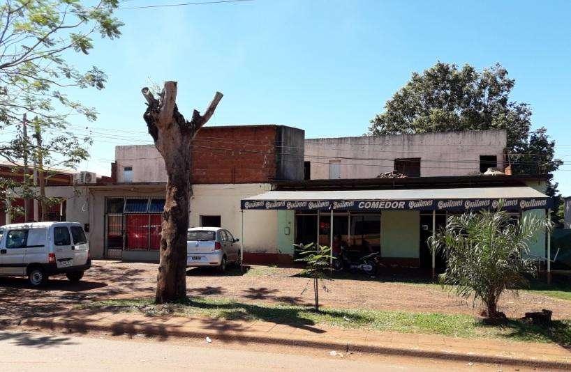 Local y terrenos en Virasoro Corrientes