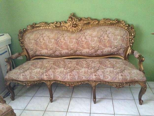 En venta juego de muebles de colección Luis XV