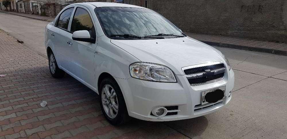 Chevrolet Aveo 2016 - 0 km
