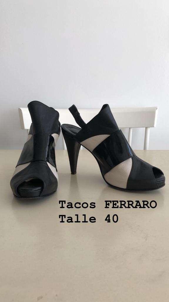 2cb0ada6d Tacos Ferraro. Talle 40 - Capital Federal