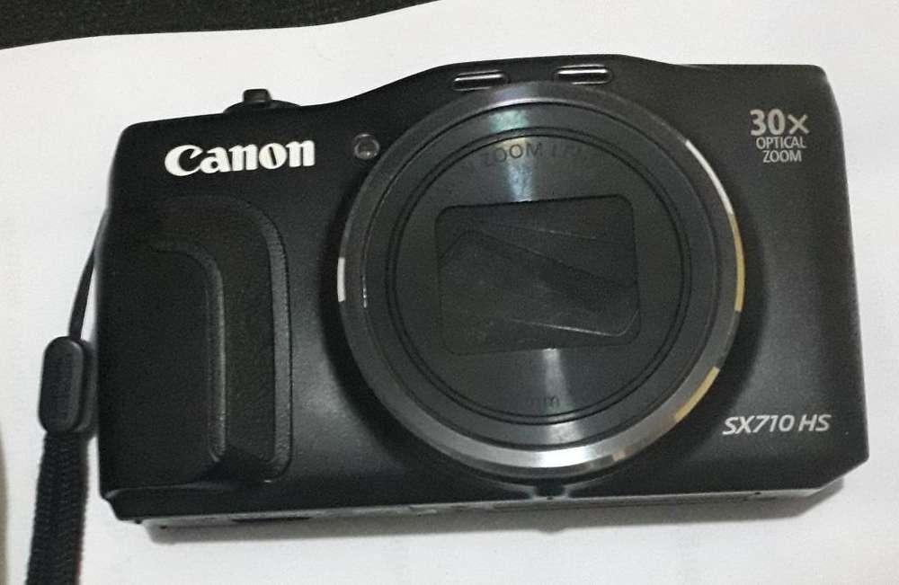 Camara Canon Sx710 20 Mpx Buen Estado