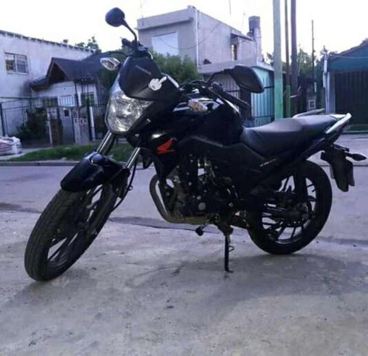 Vendo Honda Twister Cb125