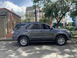 Se Vende Toyota Fortuner 2015