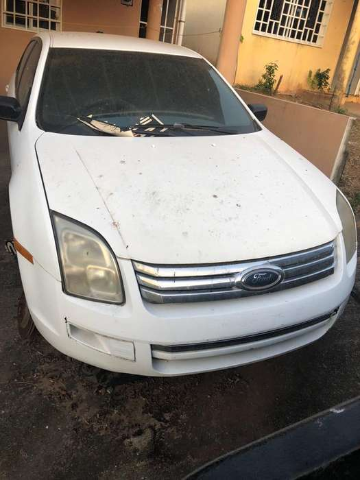 Ford Fusion 2008 - 101010 km