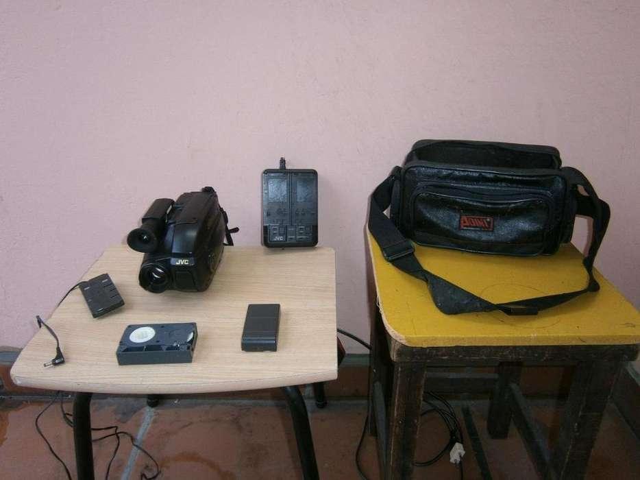 filmadora JVC modelo grax70u
