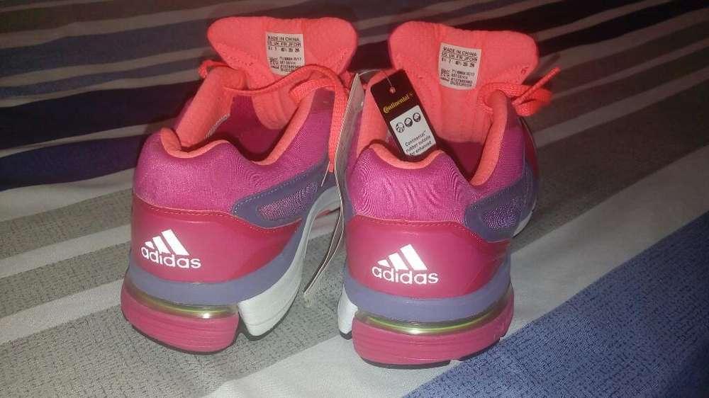 Zapatillas Adidas de Mujer Talla 38