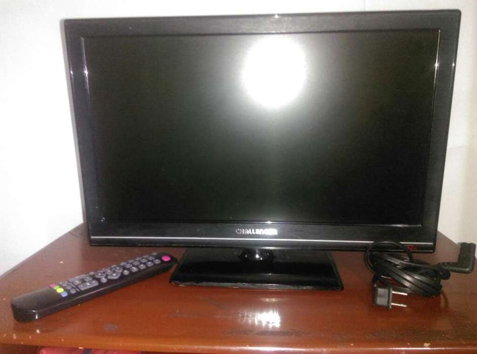 Vendo Tv Y <strong>monitor</strong> Challenger 19 P.
