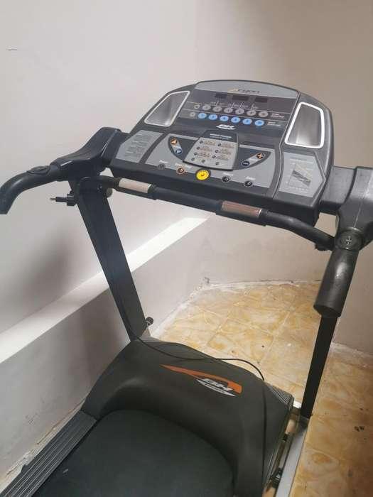 Cinta Trotadora Argón Bh Fitness